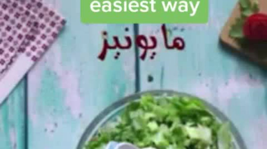 Ways to make 5 types of salads