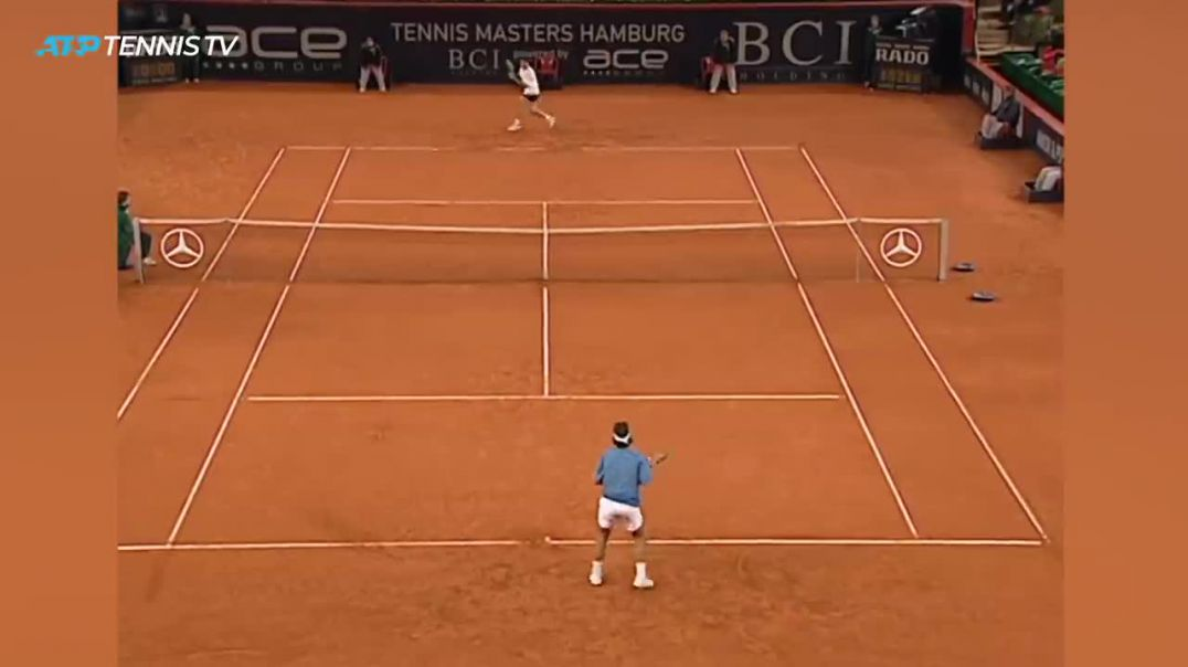 Rafa Nadal Greatest ATP Clay-Court Shots & Rallies!