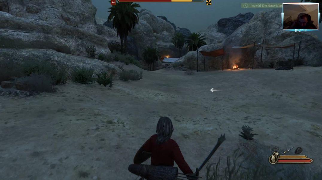 Mount & Blade - Bannerlord 2 - Desert Bandit Camp raid