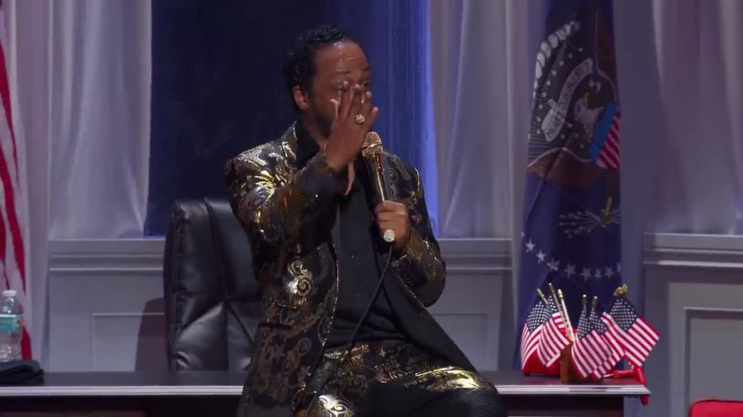 Katt Williams On White People Rioting
