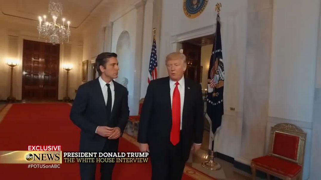 Trump Full Interview with David Muir