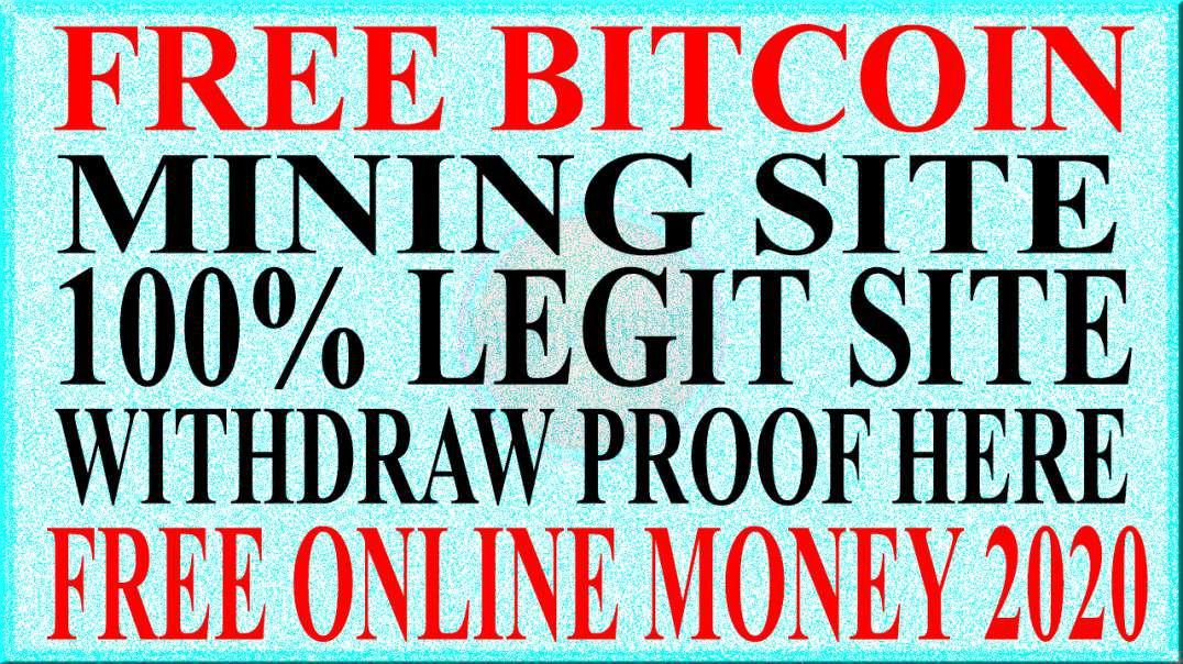 Amazing bitcoin mining site 100 % legit