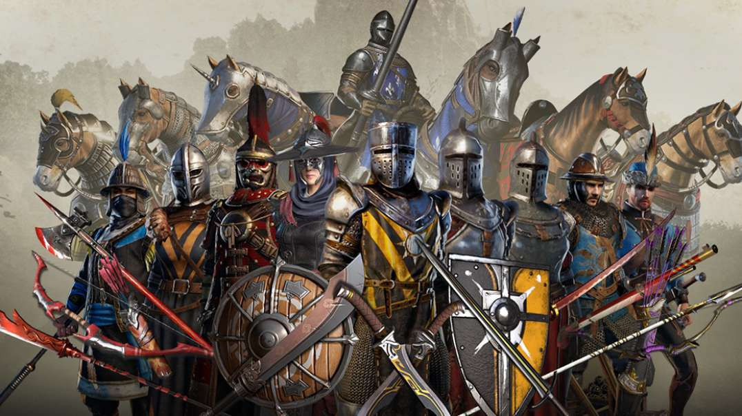 Conqueror's Blade - Reminisence of a future war