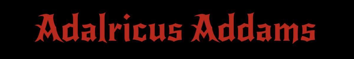 Adalricus Addams