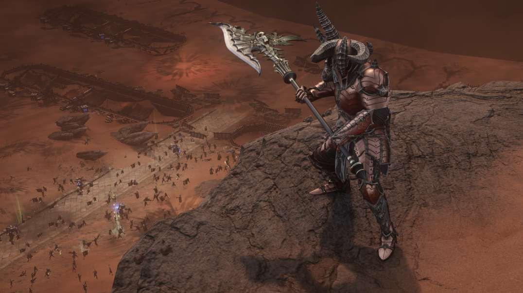 Wolcen Lord of Mayhem - Large Dungeon found near the battlefield