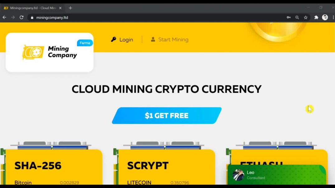 Free Bitcoin Mining Website 2020 || Free Cloud Mining Website 2020 || With Payment Proof
