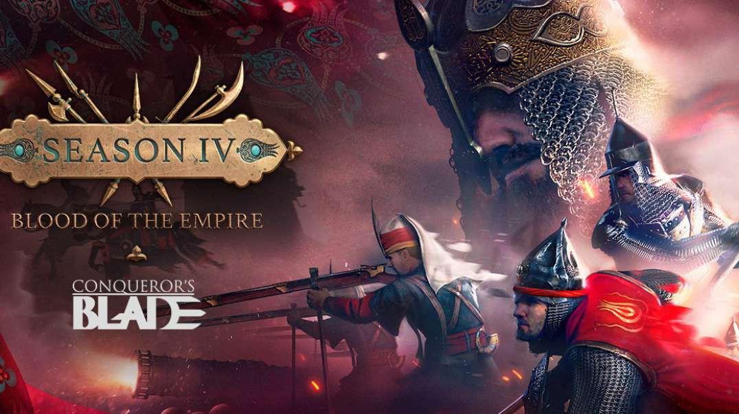 Conqueror's Blade - Siege Battle - House Eden