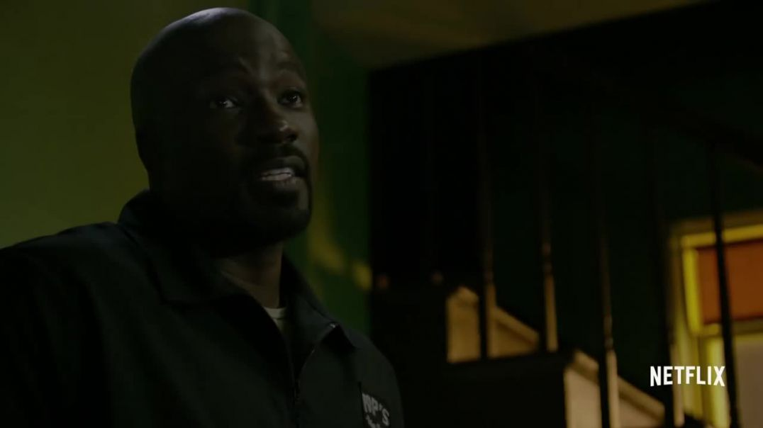 Luke Cage Season 1 Official Trailer