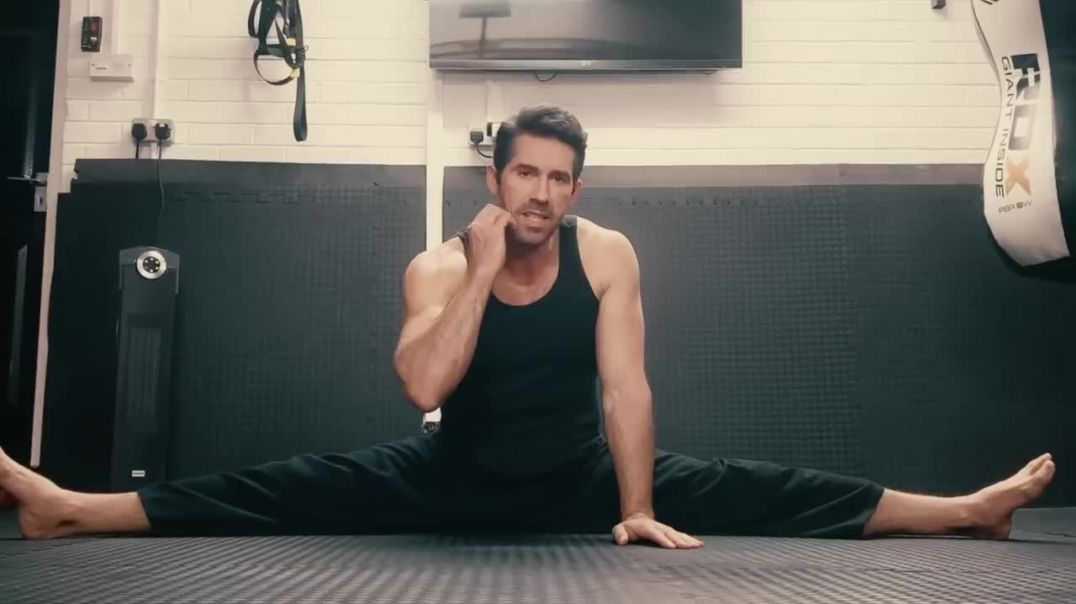 Scott Adkins Flexibility Tutorial - Follow along in real time