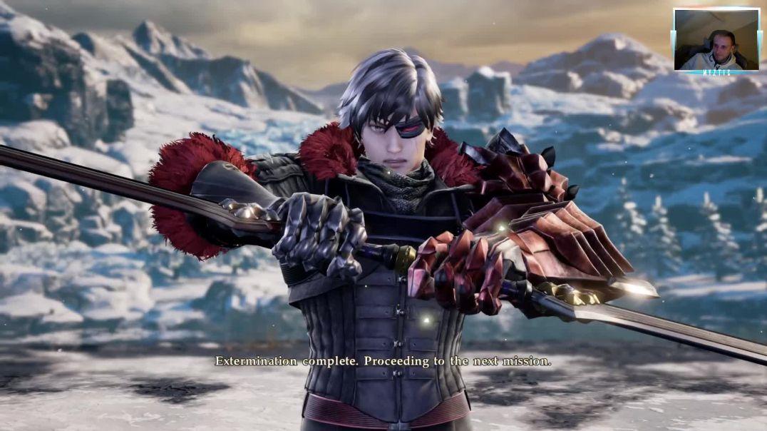 Soul Calibur VI - Groh Gameplay