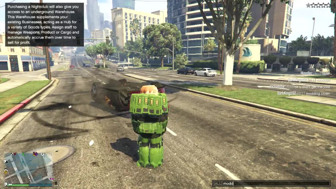 This is GTA Online on PC in 2020