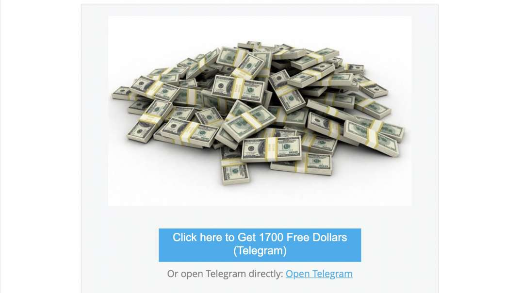 Easy Money Maker: Get 1700 Free Dollars With Exchange & Telegram!