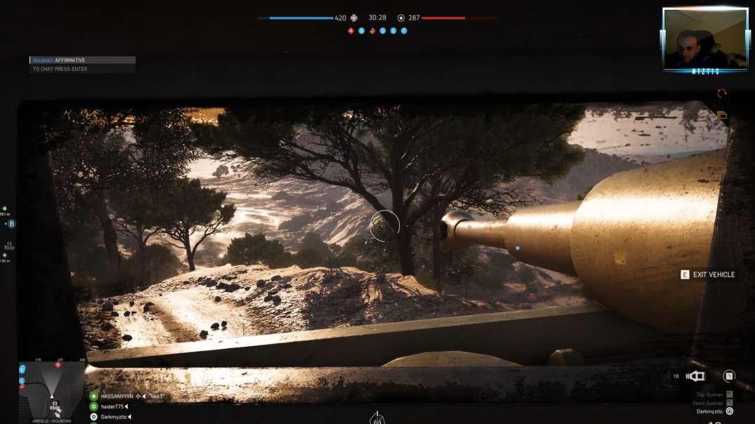 Battlefield V - Strategic Conquest - Tank Gameplay