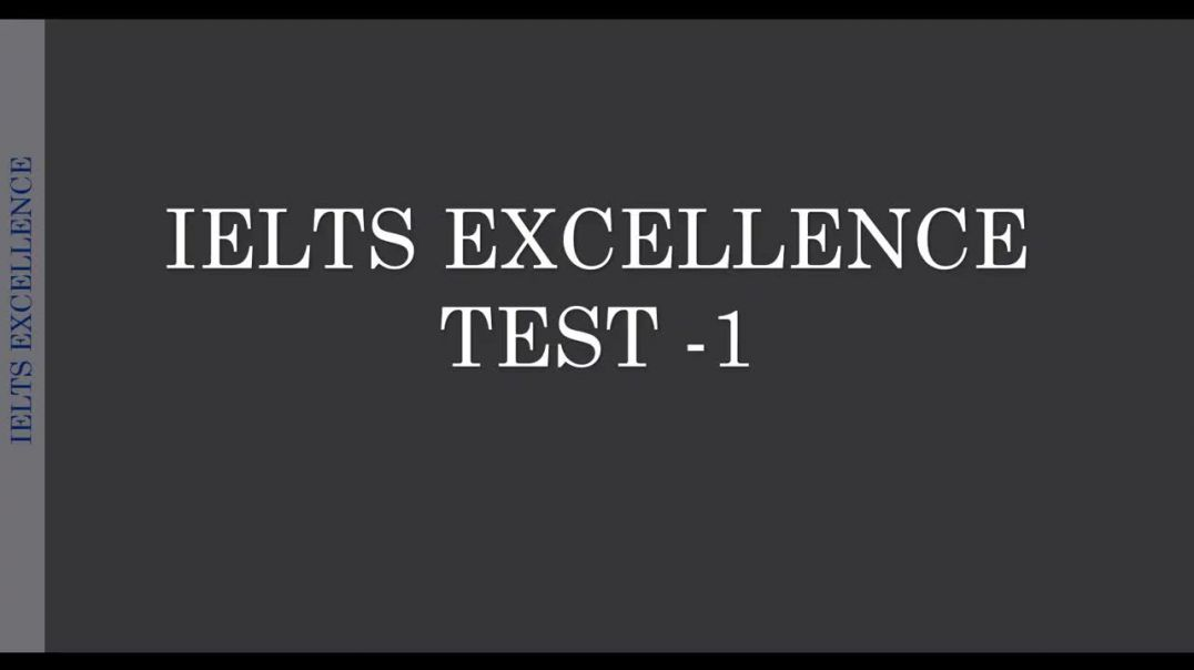 IELTS LISTENING PRACTICE TEST 1 | IELTS Academia