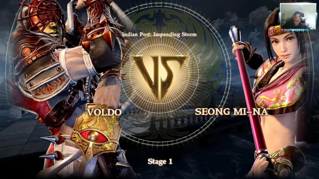 Soul Calibur VI - Voldo Gameplay