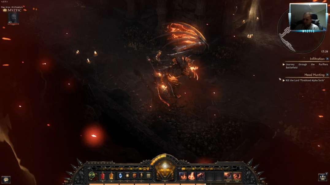 Wolcen Lords of Mayhem - Past the battlefield