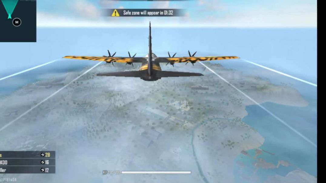 free fire first time
