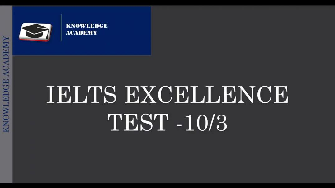IELTS LISTENING PRACTICE TEST 4 | IELTS Academia