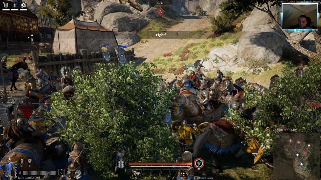 Conqueror's Blade - Conqueror's City Siege