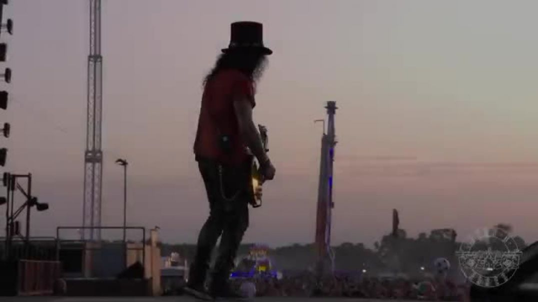 Guns N' Roses - Sweet Child O' Mine (Not In This Lifetime Tour: Download Festival, 2018)