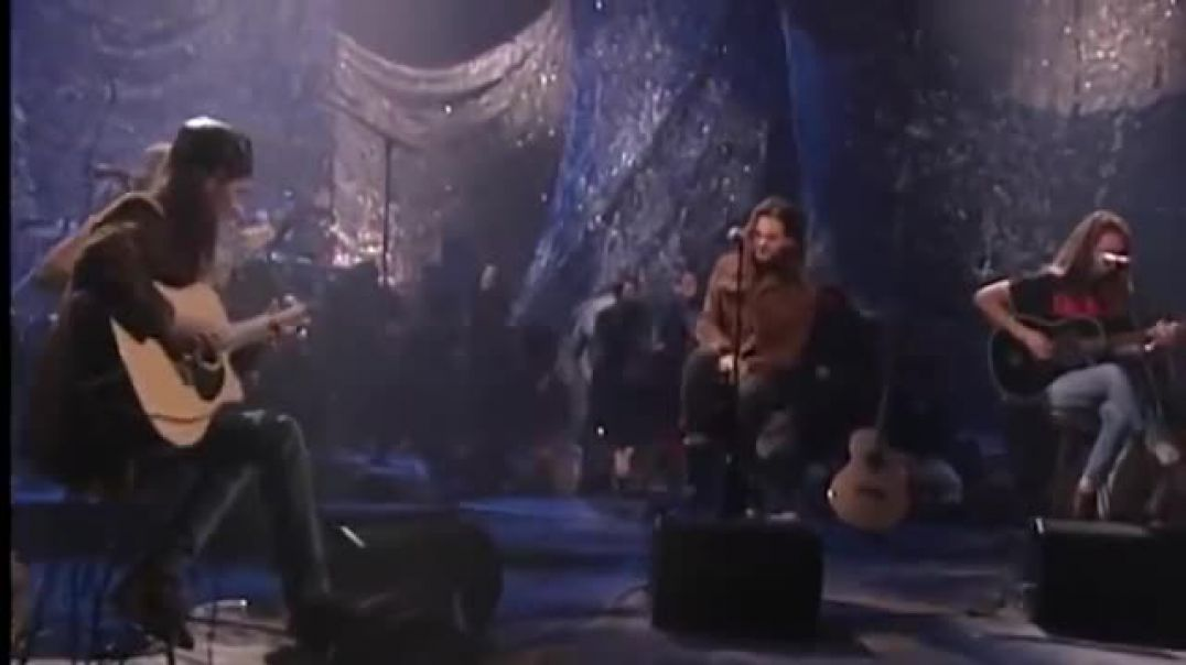 Pearl Jam -  Even Flow (MTV Unplugged)