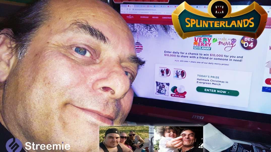 A Fire Quest with Rewards in @splinterlands & Hallmark Channel 10,000 Dollar Giveaway!!!