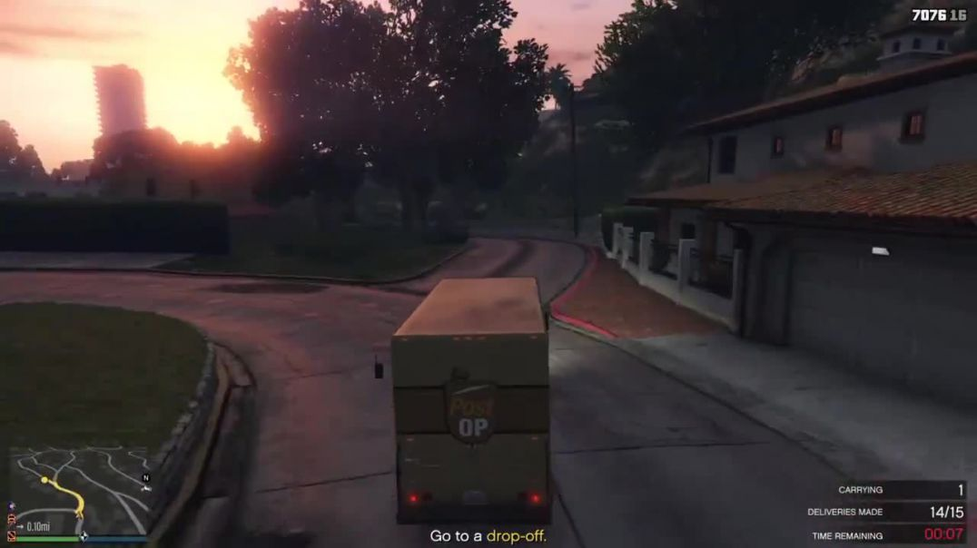 Luckiest Moment in GTA Online History