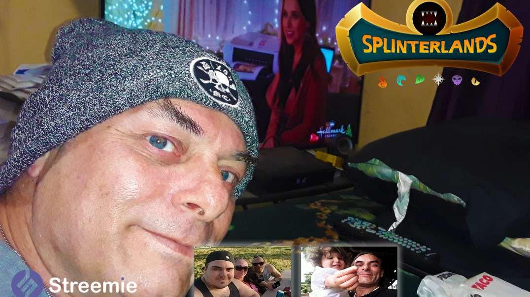 Another Neutral Quest with Rewards in @splinterlands & My Hallmark Channel Entries for Amazing,