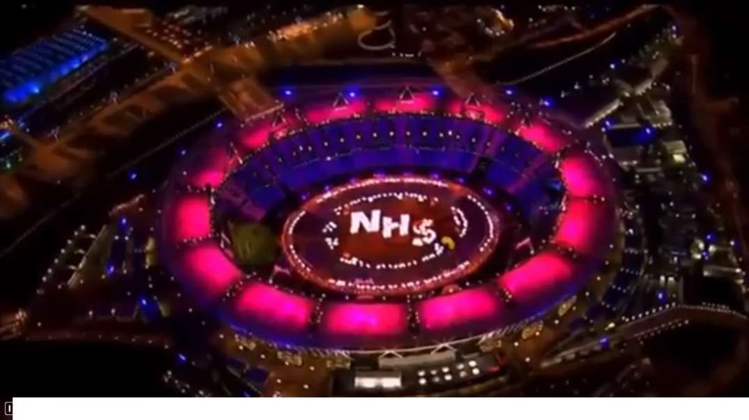 "predictive programming from a segment of the dark ritual commonly known as ""The London 2012 Oly"