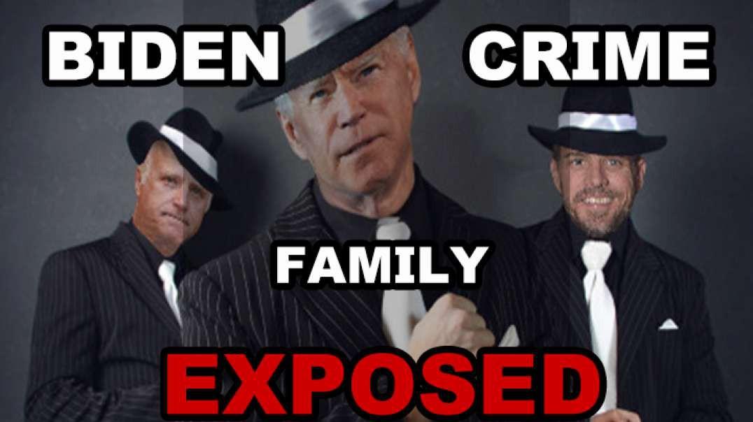 Ukraine Releases Bombshell on Biden Crime Family!